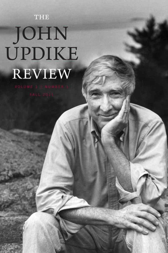 symbolism in john updikes a p essay